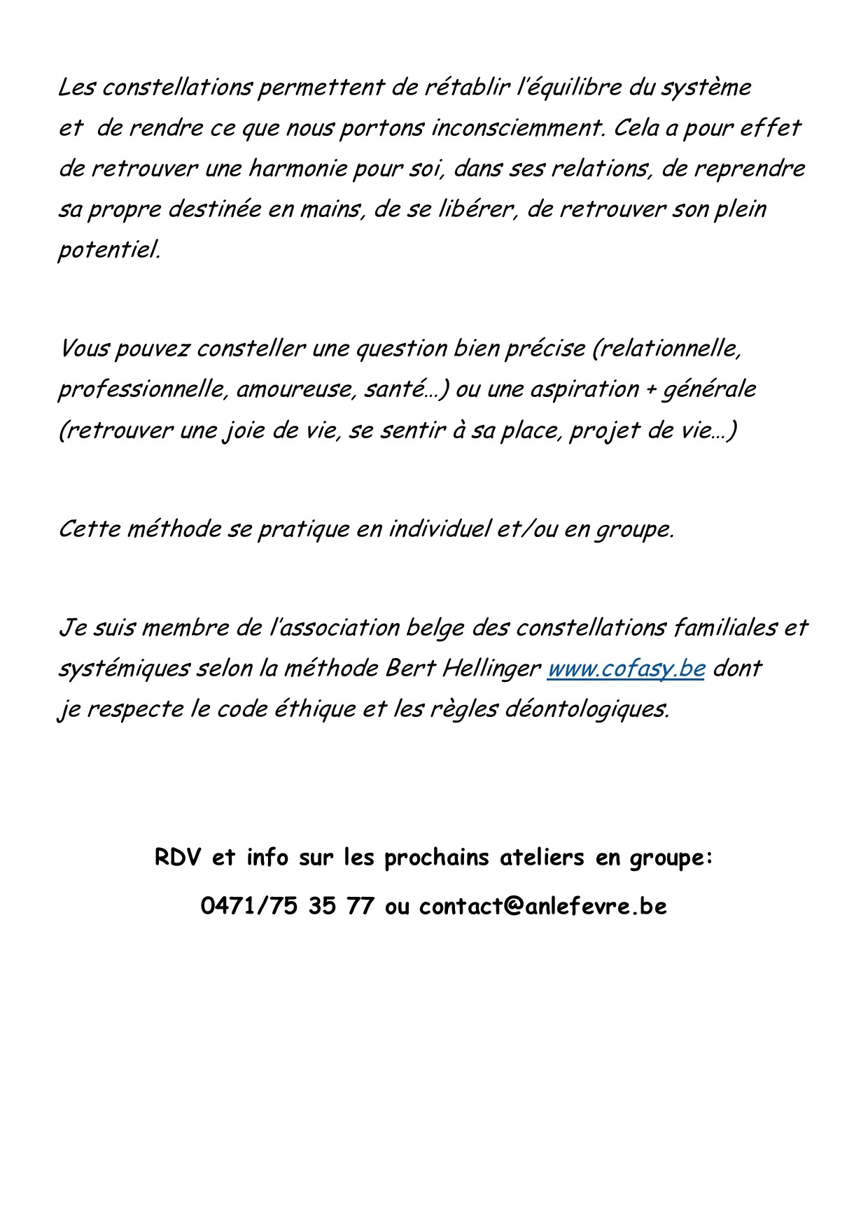 Cf site web 2